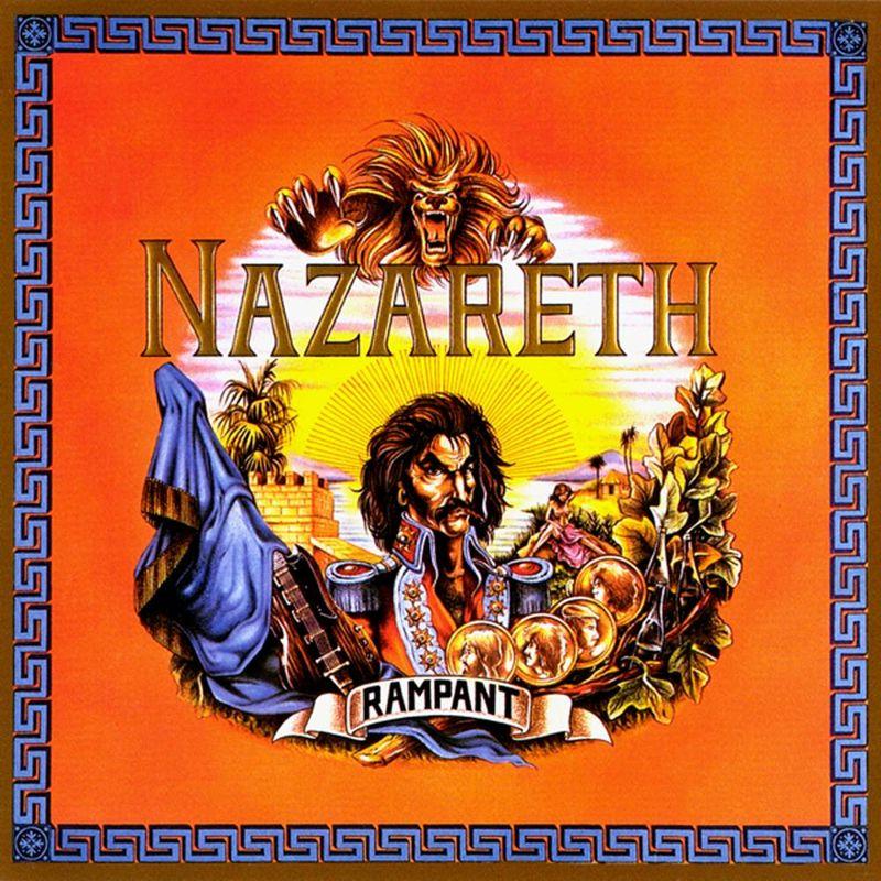 Nazareth, Rampant (1974)