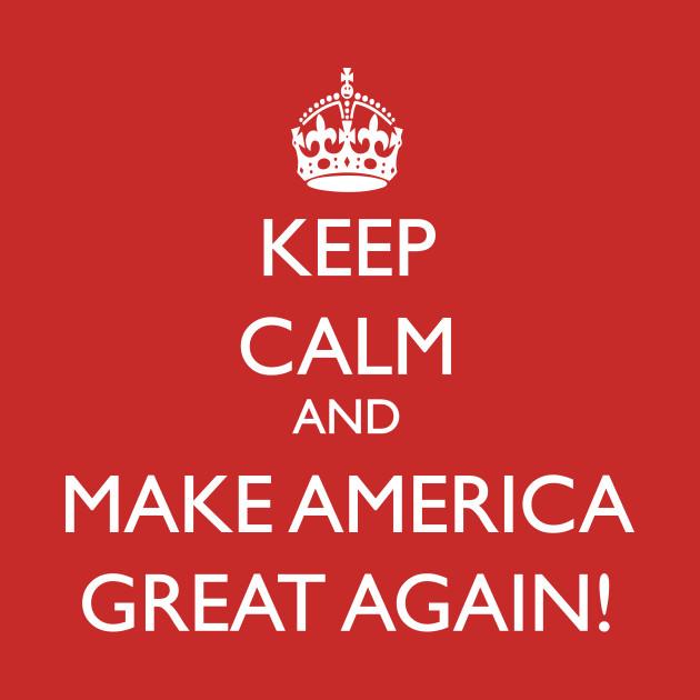 Make America Great Again 3