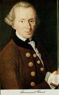 Immanuel Kant (1724-1804) 2