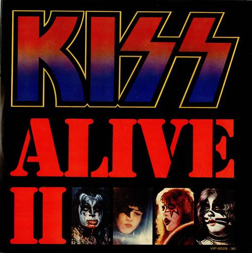 Kiss, Kiss Alive II (1977)