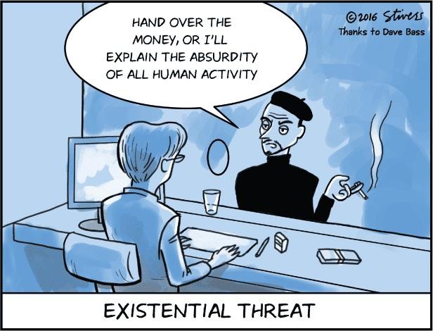 Existential Threat