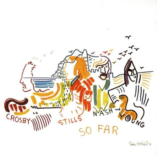 Crosby  Stills  Nash & Young  So Far (1974)