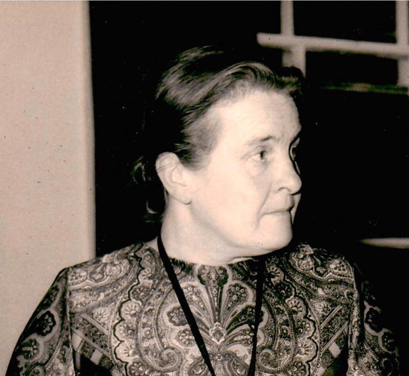 Gertrude Elizabeth Margaret Anscombe (1919-2001)